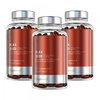 Flaxseed Oil Softgels 3-Pack Spara 10 % - Naturlig Linfroolja - 270 kapslar,  3 pack.