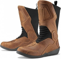 Motorbike Boots  - Icon 1000 Joker, boots waterproof